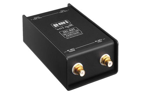 Professionel stereo skilletransformer