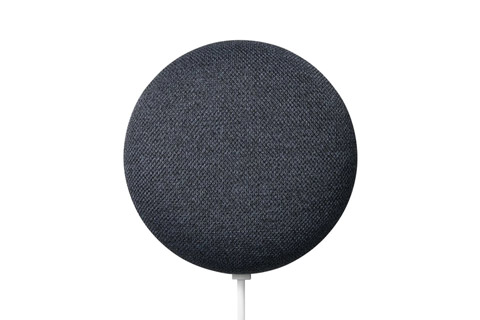 Google Nest Mini, Antracitgrå