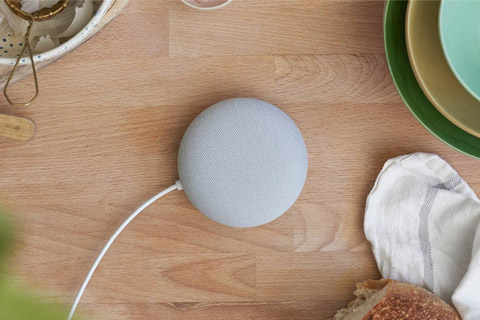 Google Nest Mini Lifestyle
