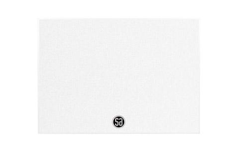 System Audio Saxo 6 on-wall speaker, white satin