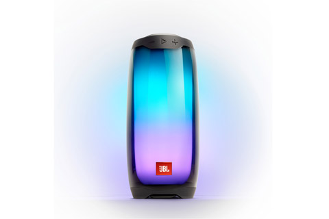 JBL Pulse 4 bluetooth speaker, black