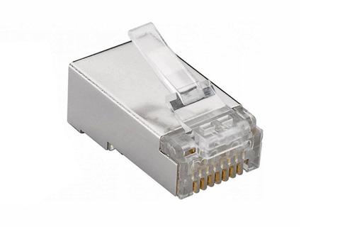 RJ45 FTP connector