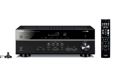 Yamaha YHT-2950-EU 5.1-channel home theatre package