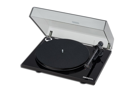 Pro-Ject Essential III Digital cover, Black