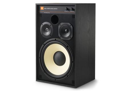JBL 4312G studio monitor bookshelf loudspeaker - Front no cover