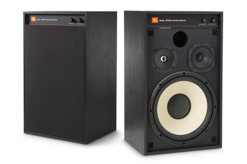 JBL 4312G studio monitor bookshelf loudspeaker - Set