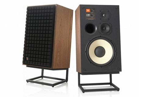JBL Synthesis L100 Classic speaker - Black walnut