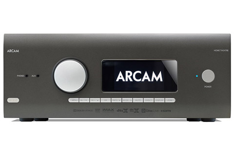 Arcam AVR10 AV Receiver - Front