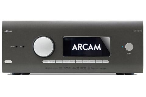 Arcam AVR20 AV Receiver - Front