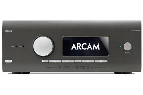 Arcam AVR30 AV Receiver - Front