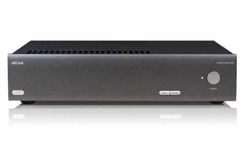 Arcam PA410 Poweramplifier - Front