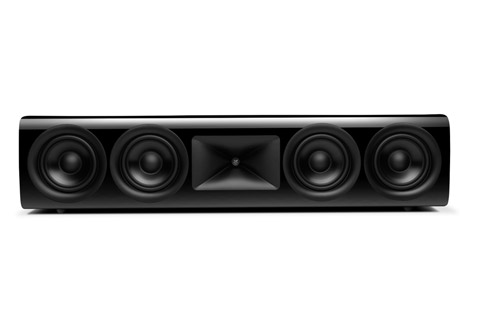 JBL Synthesis HDI 4500 center speaker - Black front