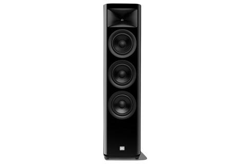 JBL Synthesis HDI 3600 floor loudspeaker - Black front