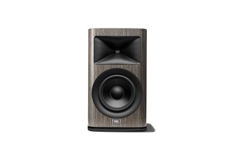 JBL Synthesis HDI 1600 bookshelf loudspeaker - Grey oak