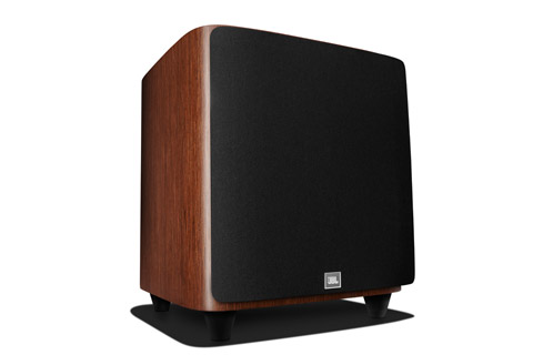 JBL Synthesis HDI 1200P subwoofer - Walnut front