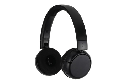 Buddy Phones POP BT headphones, black