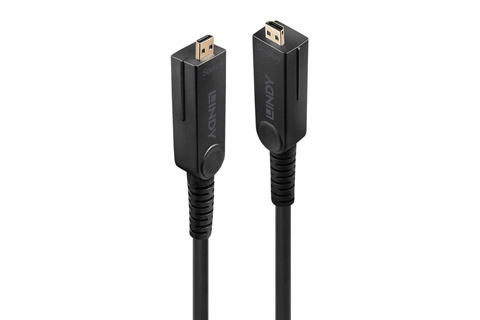 Lindy HDMI-Micro 2.0 cable (HDMI A/D, DVI-D) - HDMI-D connectors