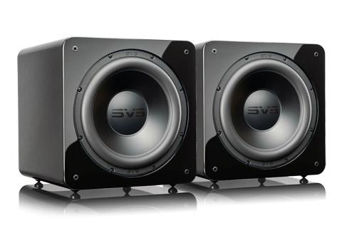 SVS SB2000 PRO Dual pack, black gloss