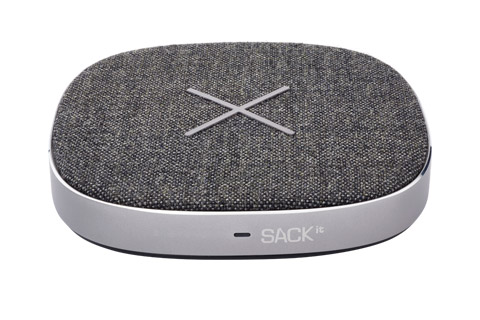 SACKit CHARGEit Dock, grey