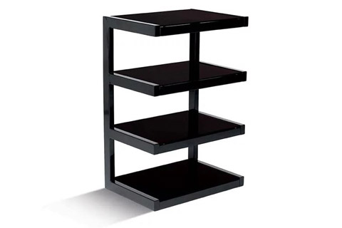 NorStone ESSE HIFI base module, 4 shelfs - Black