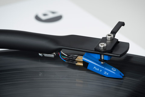 Pro-Ject Debut III S Audiophile Pick it 25A