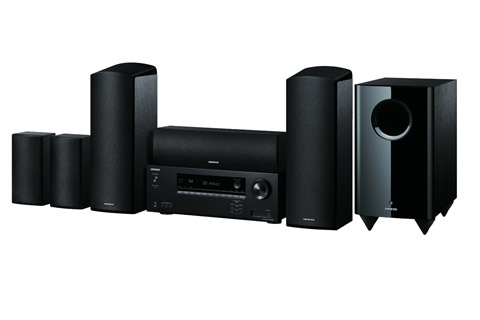 Onkyo HT-S5915 Dolby Atmos surround receiver and speaker system