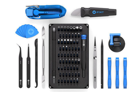 iFixit Pro Tech Toolkit Multi bit box, 68 pcs.