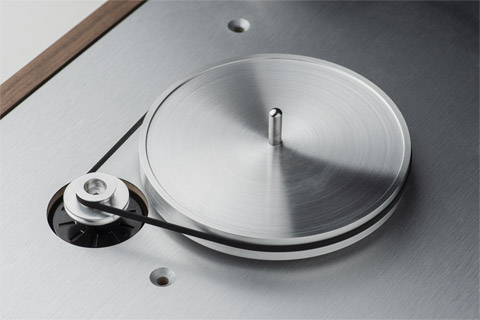 Pro-Ject The Classic Evo pully