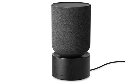 B&O Beosound Balance speaker, black oak
