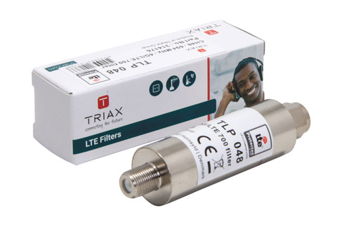 Triax TLP 048 LP filter LTE700, package