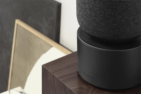 B&O Beosound Balance speaker, lifestyle