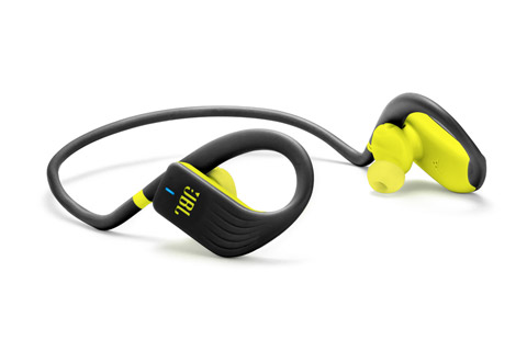 JBL Endurance JUMP in-ear hovedtelefoner, sort