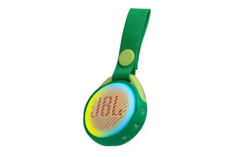 JBL JR POP bluetooth højttaler til børn, grøn