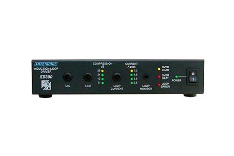 Ampetronic ILD300 front