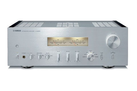 Yamaha A-S2200 integrated amplifier, silver