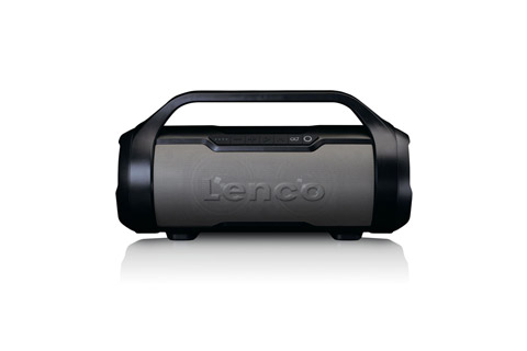 Lenco SPR-070 Boombox, sort