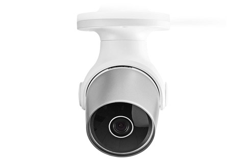 Nedis SmartLife Wi-Fi IP outdoor camera, waterproof, Full HD 1080p