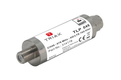 Triax TLP 046 LP filter LTE700