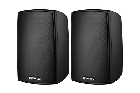 Dynaudio OW-6 outdoor speaker, black