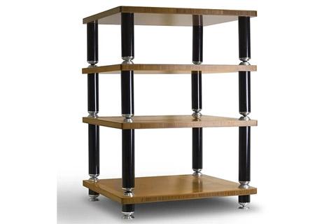 NorStone STÄBBL HIFI 4 shelfs - Bamboo