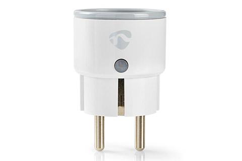 Nedis SmartLife Wi-Fi schuko smart plug , 10A