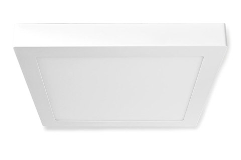 SmartLife Smart LED ceiling lamp, 18W, square, RGB+ 2700 - 6500 K