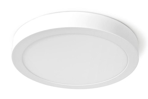 SmartLife Smart LED ceiling lamp, 18W, round, large, 2700 - 6500 K