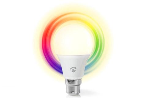 SmartLife B22 LED bulb, 6W, RGB + 2700K