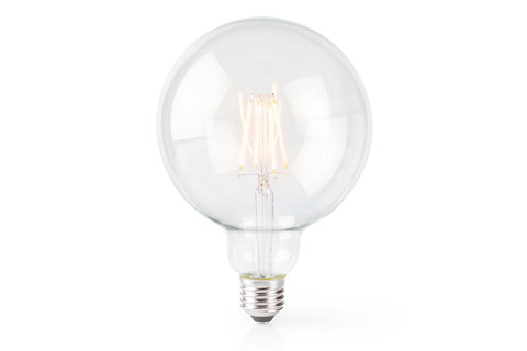 SmartLife E27 LED bulb, 5W, 125 mm, 2700 K