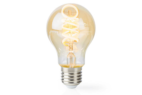 SmartLife E27 Filament LED bulb, 5.5W, A60, 1800 - 6500 K