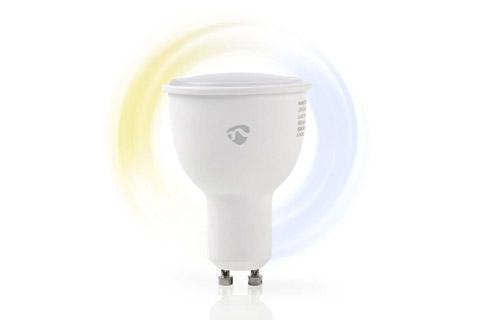 SmartLife GU10 LED bulb, 4.5W, 2700 - 6500 K
