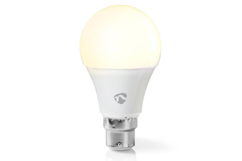 SmartLife B22 LED bulb, 9W, 2700 K