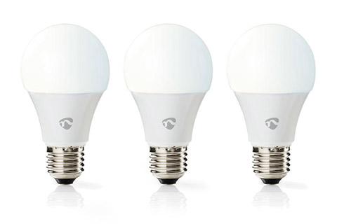 3 x SmartLife E27 LED bulb, 9W, 2700 - 6500 K