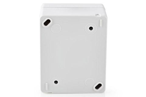 SmartLife Wi-Fi outdoor plug, waterproof (IP55) - Back